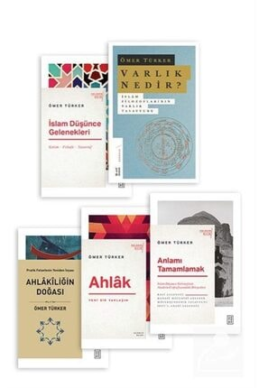 Ketebe Yayınevi Ömer Türker Seti