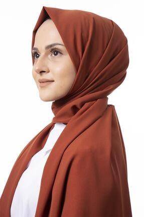 NEWSTORE Kadın Kiremit Medine Ipeği Şal