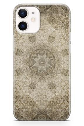 Melefoni Apple Iphone 12 Mini Ile Uyumlu Persian Serisi Uv Baskılı Silikon Kılıf