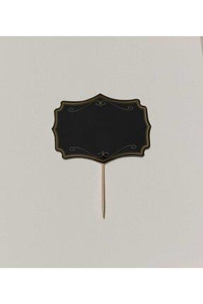 A.E Kürdan Saplamalı Fiyat Etiketliği Silinebilir 30adet 9cm 7.5 Cm