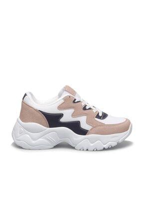 Butigo YUMA 1FX Pudra Kadın Fashion Sneaker 101056791