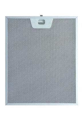 Bosch Davlumbaz Ankastre Aspiratör Alüminyum Tırnaksız Yağ Filtresi Tel Filtre 253x300 25,3x30