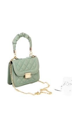 HONEY BAG Kadın Yeşil Omuz Çantası
