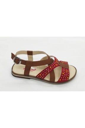 Polaris 506182 Kız Çocuk Kırmızı Ayakkabı