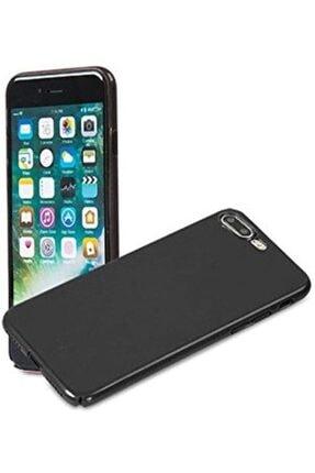 ADDISON Ip-721p Metalik Iphone7 Plus Nano Serisi Koruma Kılıfı, Siyah