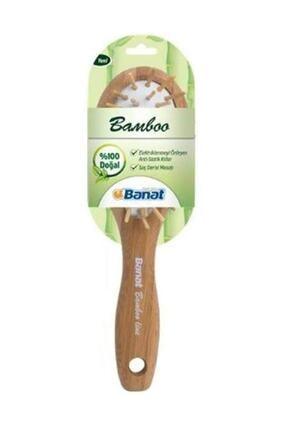 Banat Bamboo 228  Doğal Saç Fırçası