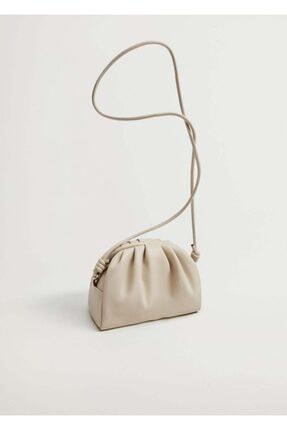 MANGO Woman Pilili Mini Çanta