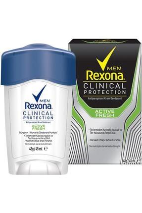Rexona Clinical Protection Active Fresh Stick Men 45ml Koltuk Altı
