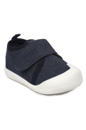 Vicco Unisex Bebek Lacivert Anka İlk Adım Ayakkabı