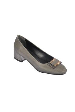 Maje Kadın Platin Topuklu Ayakkabı 6032