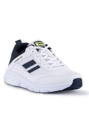 Jump Erkek Beyaz Spor Ayakkabısı 24718