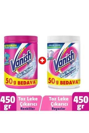 Vanish Kosla Leke Çıkarıcı Baz Toz 450 Gr Renkliler + 450 Gr Beyazlar Için
