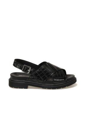 Butigo 21S-1021FX Siyah Kadın Sandalet 101014362