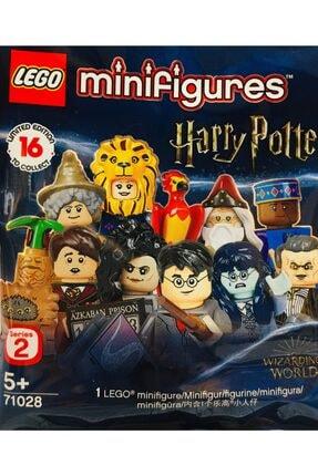 LEGO Harry Potter Mini Figür Seri 2 - Wızardıng World