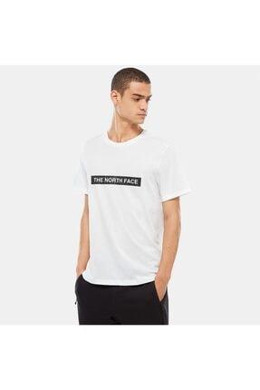 THE NORTH FACE Erkek Ligt T-shirt - Beyaz