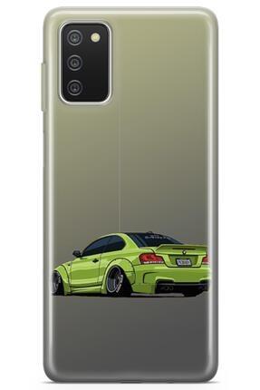 Melefoni Samsung Galaxy A02s Uyumlu Cars Serisi Uv Baskılı Silikon Kılıf