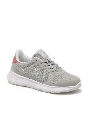 Kinetix TAGEN MESH W 1FX Gri Kadın Sneaker Ayakkabı 100920117