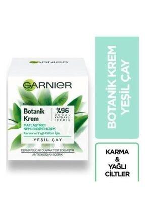 Garnier Besleyici Mat Nemlendirici Krem Yeşil Çay