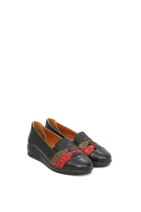 Pandora Kadın Siyah Ayakkabı 102-hg-40888