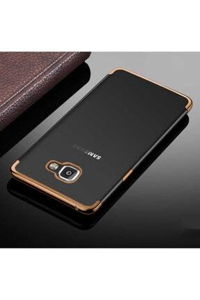 Samsung Galaxy J7 Prime Kılıf Şeffaf Köşeleri Renkli Şık Tasarım Kapak