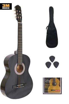 LEA 3m Klasik Gitar Seti 4/4 Tam Boy