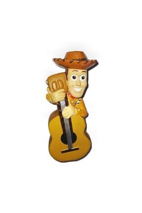 Mashotrend Toy Story Woody Figür - Sheriff Woody - Oyuncak Hikayesi Figürü 14 Cm - Pasta Süsü Şerif Woody