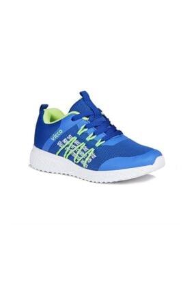 Vicco Active Erkek Çocuk Saks Mavi Phylon Spor Ayakkabı