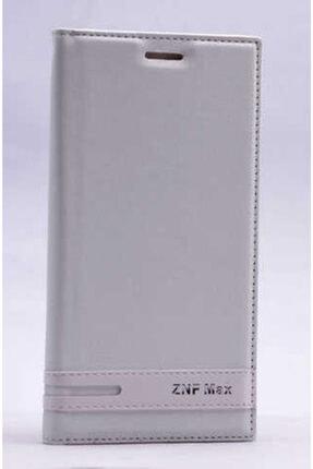 zore Asus Zenfone Max Zc550kl Kılıf Deri Standlı Mıknatıslı Elite Case