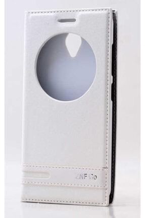 zore Asus Zenfone Go Zc500tg Kılıf Deri Standlı Mıknatıslı Elite Case