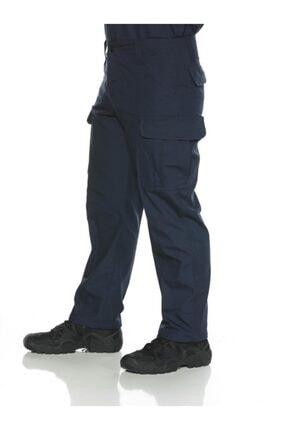 Tekin Askeri Malzeme Garantili Lacivert Kumaş Jandarma Asayiş Pantolon