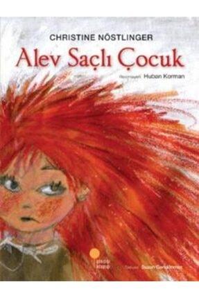 Günışığı Kitaplığı Alev Saçlı Çocuk