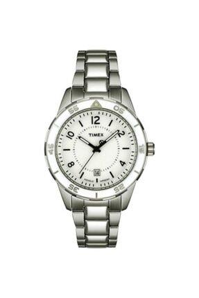 Timex Kadın Gümüş Kol Saati T2m520