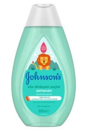Johnson´s Baby Söz Dinleyen Saçlar Şampuan 500 ml