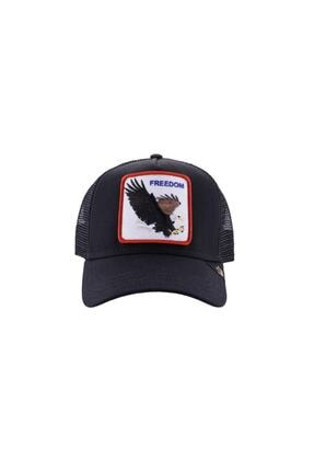 Goorin Bros Unisex Siyah Freedom Şapka
