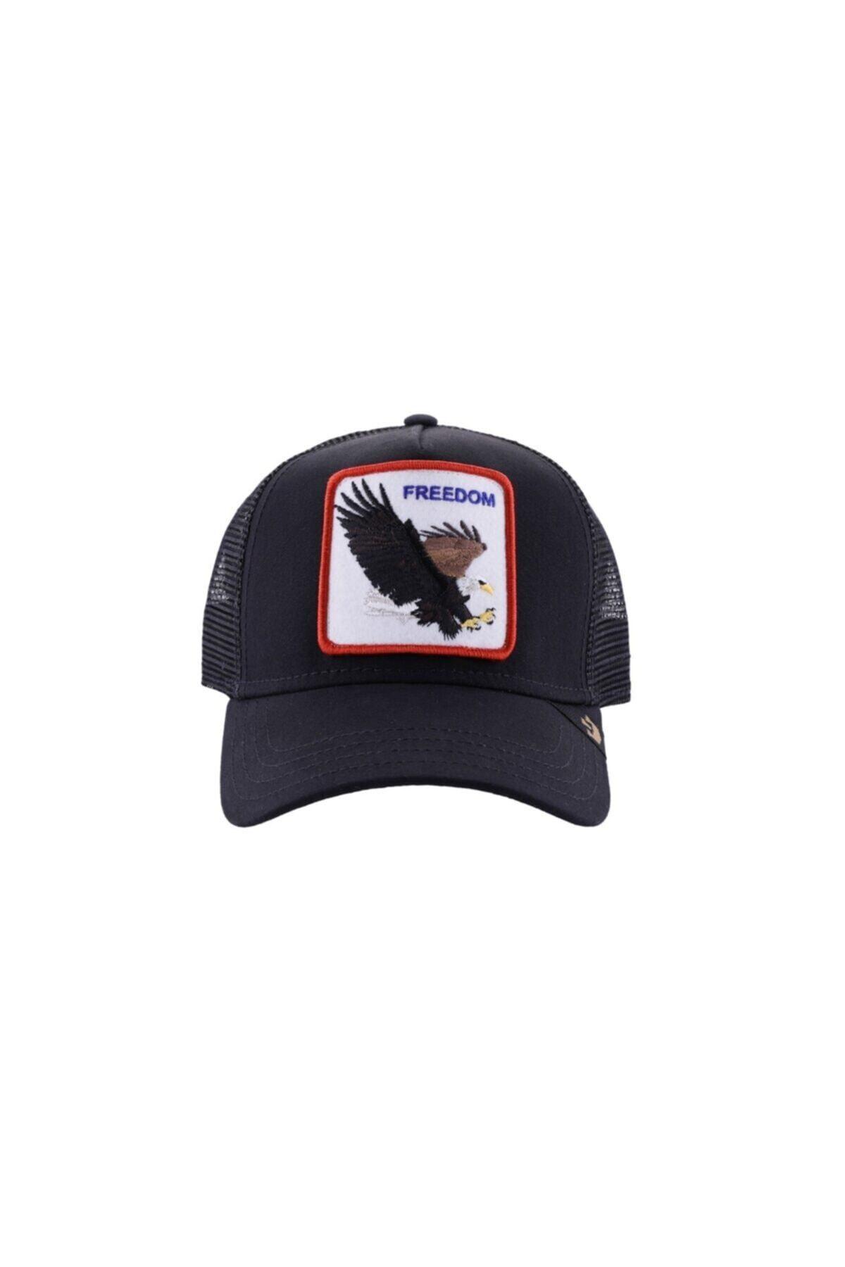 Goorin Bros Unisex Siyah Freedom Şapka 1