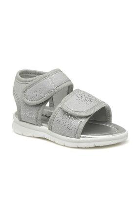 Polaris 615305.B1FX Gri Kız Çocuk Sandalet 101026210