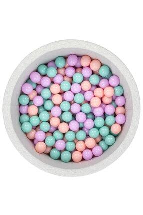 Wellgro Bubble Pops Sünger Top Havuzu /pembe, Mint, Lila Toplu