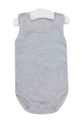 Pattaya Kids Erkek Bebek Çıtçıtlı Kolsuz Body
