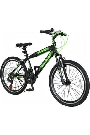 TRENDBIKE Vento 24 Jant Önden Amortisörlü Bisiklet, 21 Vites Erkek Dağ Bisikleti