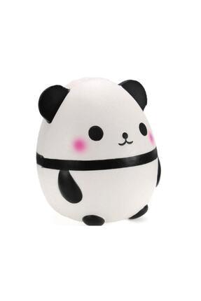 Squishy Jumbo Panda Sukuşi Bebek Oyuncağı