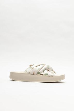 Elle Shoes Kadın Dolgu Topuklu Terlik