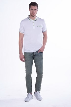 Efor 067 Slim Fit Indigo Spor Pantolon