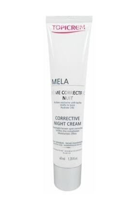Topicrem Mela Corrective Night Cream 40ml