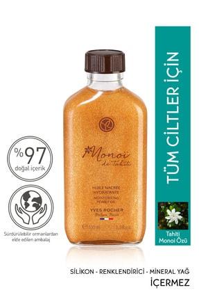 Yves Rocher Monoi Işıltı Veren Saç Ve Vücut Yağı - 100 ml
