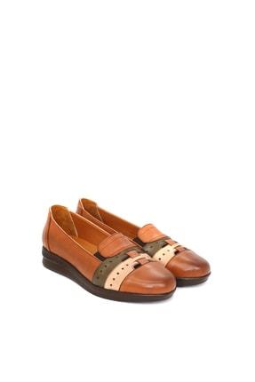 Pandora Kadın Taba Ayakkabı 102-hg-40888