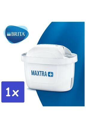 BRITA Maxtra + Plus Tekli Su Arıtma Sürahi Filtresi