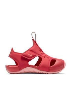 Nike Kids Pembe - Turuncu Unisex Bebek Sunray Protect 2 (Td) Sandalet