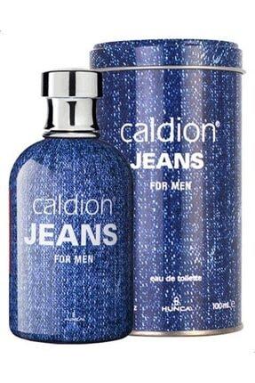 Caldion Jeans Edt 100 ml Erkek Parfümü 8690973020451