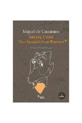 Kitap Plaza Satranç Ustası Don Sandalio'nun Romanı