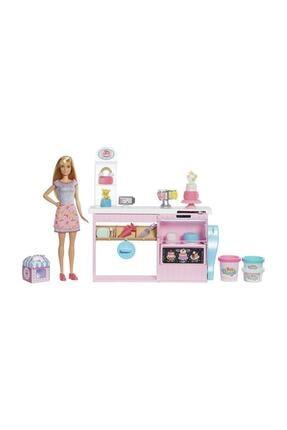 Barbie Pasta Dükkanı Oyun Seti GFP59